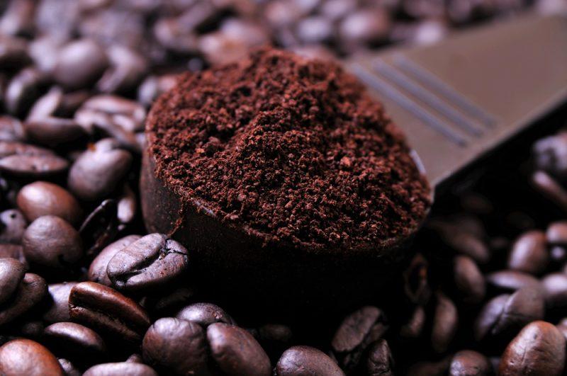 עובי טחינה של פולי קפה