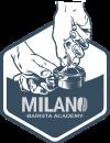 לוגו קורס בריסטה קבוצת מילאנו